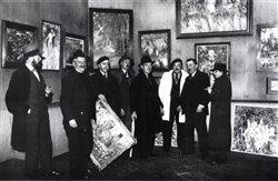 Salon des artistes rouennais