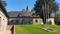 La mairie - Beauval-en-Caux