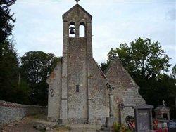 Église Sainte-Geneviève-du-Petit-Beaunay - Beauval-en-Caux