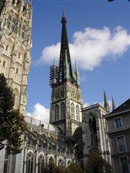 La cathédrale Notre-Dame - Rouen