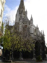 L\'église Saint-Maclou - Rouen