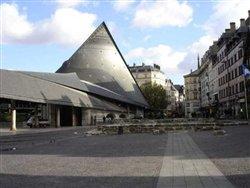 L\'église Jeanne d\'Arc place du Vieux Marché - Rouen