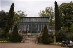 La serre du Jardin des Plantes
