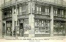 Librairie-Papeterie Van Moé, 20, Rue Thiers, Rouen - Rouen