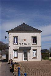 La mairie - Ypreville-Biville