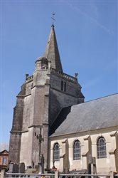 L\'Église Saint-Michel - Ypreville-Biville